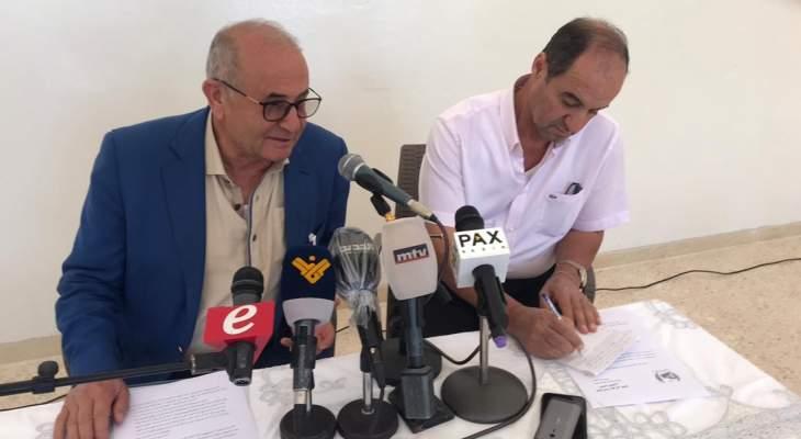 رئيس نقابة مزارعي البطاطا: لو بعنا الموسم كله لما استطعنا ان نعوض الخسائر