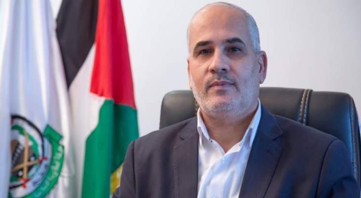 حماس: المقاومة لن تسمح بأن تكون غزة مسرحا لتصدير الأزمات الاسرائيلية