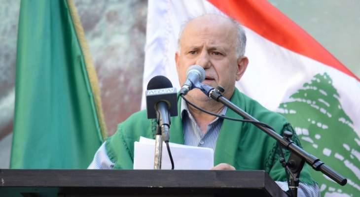 مسيرة لامل بذكرى عاشوراء وقبلان قبلان: سنبقى دعاة وحدة لبنانية بين الجميع