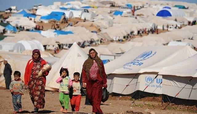 مصدر للشرق الأوسط: موسكو تقترح إنشاء مخيمات للنازحين داخل سوريا
