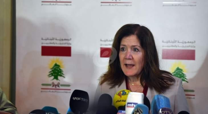 الأخبار عن شيّا: كلفة التعايش مع حزب الله اكبر من كلفة أي خيار آخر