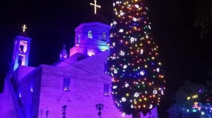 أجواء الاحتفال بعيد الميلاد تنتشر في النبطية: القوى الأمنية جاهزة