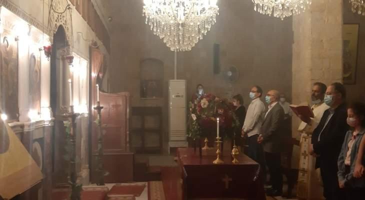 النشرة: إحياء الجمعة العظيمة في أديرة وكنائس حاصبيا