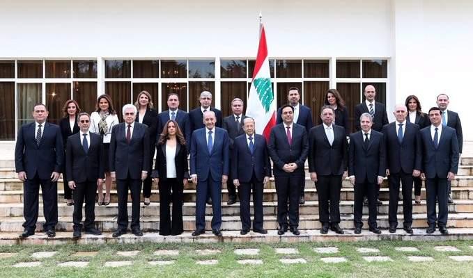 مكية: ستعقد لجنة صوغ البيان الوزاري اول اجتماع يوم الجمعة الساعة 11 في السراي الكبير