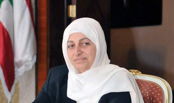 بهية الحريري: إنه زمن وضع الاستراتيجيات الوطنية بمسؤولية ونمنح ثقتنا للحكومة من أجل خلاص لبنان