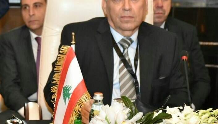 شربل وهبة: سوريا دولة شقيقة للبنان ولا مانع من زيارة اي دولة عربية