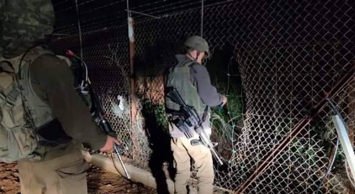 الجديد: الجيش اللبناني يعثر على رجل من الجنسية السورية كان يحاول التسلل إلى اسرائيل