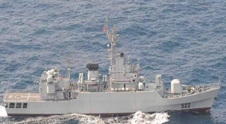 حرس السواحل الياباني: 4 سفن دورية صينية دخلت المياه الإقليمية اليابانية