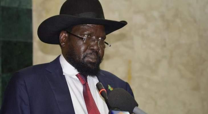 رئيس جنوب السودان يعلن تمديد حالة الطوارئ في أربع ولايات لمدة 3 أشهر