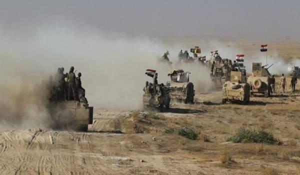 """القبض على المسؤول الأمني لتنظيم """"داعش"""" في الفلوجة"""