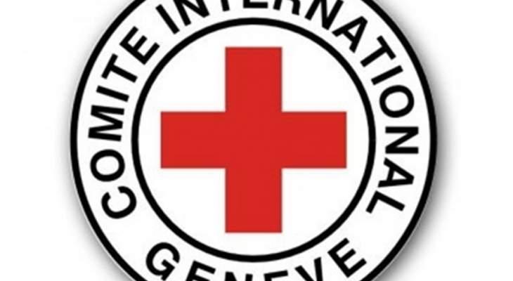 الصليب الاحمر الدولي نقل جثة لبناني من داخل اسرائيل وسلمها للجيش