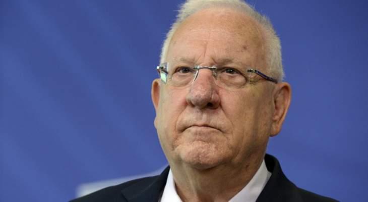 الحدث: الرئيس الإسرائيلي يكلف نتانياهو بتشكيل حكومة جديدة