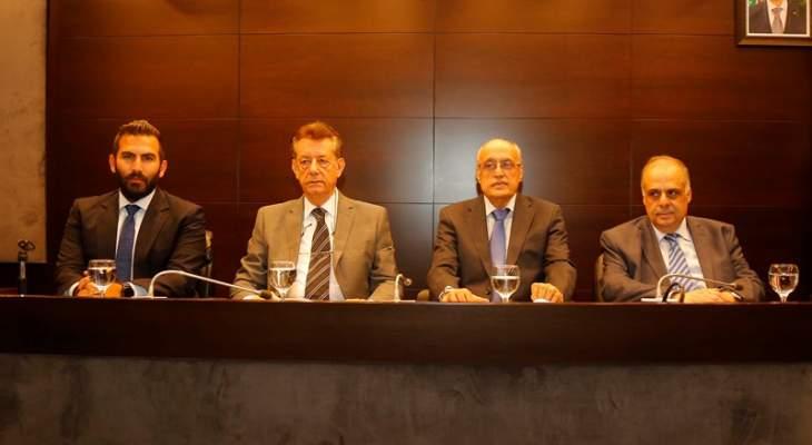 أبو شرف بلقاء بين نقابة المستشفيات وممثلي السفارات والمنظمات غير الحكومية: حان وقت المساعدة المتبادلة