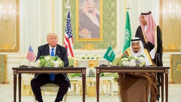 ترامب:أميركا لعبت دورا مهما بوقف تمويل الإرهاب وزيارتي للسعودية تاريخية
