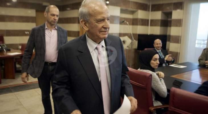 حمادة: سنوقع اقتراح قانون معجل مكرر نطرحه في جلسة لمجلس النواب