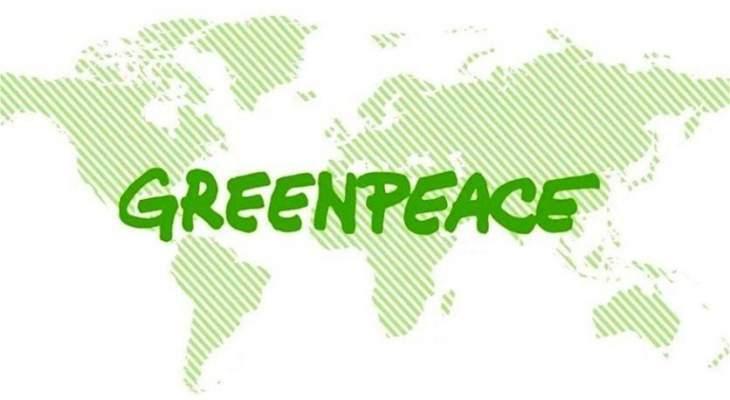 مدير غرينبيس بالشرق الأوسط: لتتخذ وزارة البيئة إجراءات فورية لتقييم خطورة تسرب النفط بالمتوسط