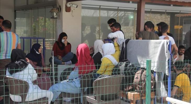خفر السواحل التركي ضبط 48 مهاجرا غير نظامي قبالة سواحل موغلا
