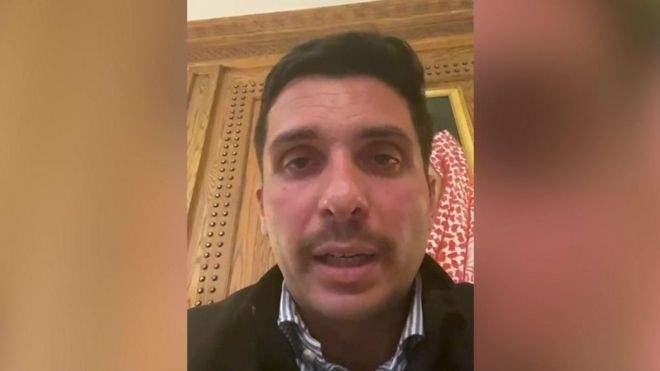 والدة الأمير حمزة: نصلي ليسود العدل لحفظ جميع أبرياء ضحايا هذا الإفتراء الخبيث