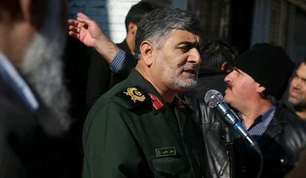 قائد في الحرس الثوري: استخباراتنا ترصد تحركات اعداء الثورة تماما