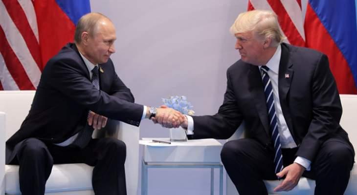 من الذي انتصر في سوريا ترامب ام بوتين؟