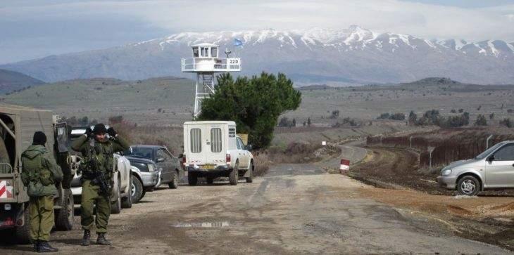 الجيش الإسرائيلي أعاد راعيا سوريا للصليب الأحمر الدولي عبر معبر القنيطرة