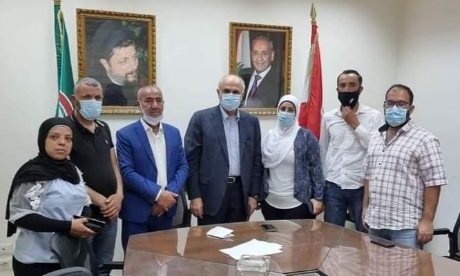 جمعية أهالي الموقوفين عرضت مع خليل للمطالبة بتحديد السنة السجنية بـ6 أشهر