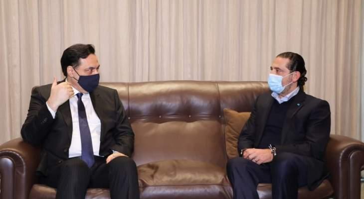 مصادر بعبدا للجمهورية: جولة دياب أمس لم تتم بناء على طلب الرئيس عون