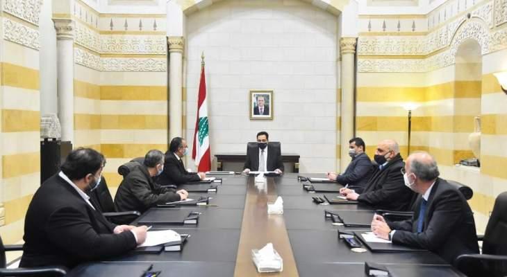 متفرغو اللبنانية زاروا دياب: داعم لموازنة الجامعة وللأساتذة المتعاقدين
