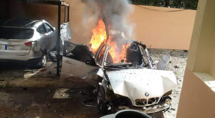 رئيس بلدية صيدا: لم يصب احد غير أبو حمزة حمدان في الانفجار
