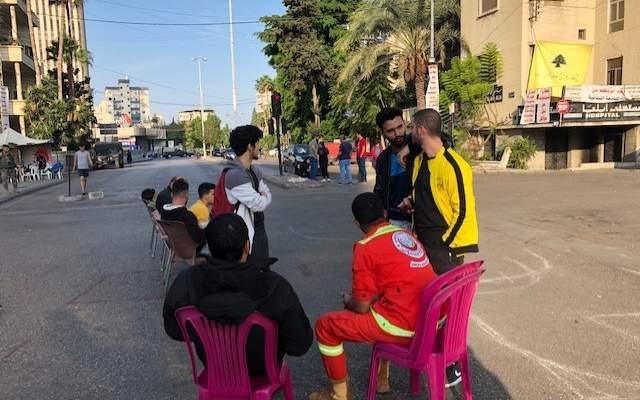 النشرة: الهدوء التام يسود مدينة صيدا وبعض المدارس الخاصة فتحت أبوابها