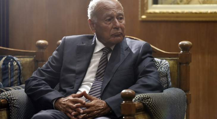 أبو الغيط: الوضع في سوريا مأساوي ويمثل جرحا مفتوحا في قلب الأمة العربية
