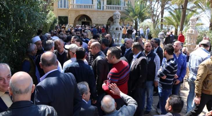 """هذه هي حقيقة """"الأزمة"""" في """"الديمقراطي اللبناني""""..."""
