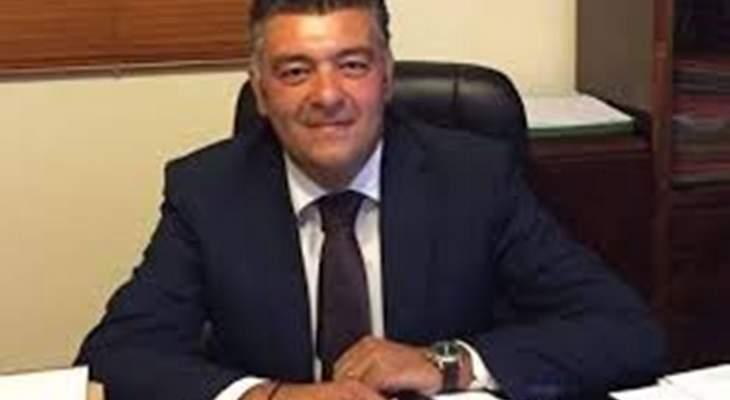 """رئيس بلدية ذوق مصبح لـ""""النشرة"""": الحائط الذي انهار بالمنطقة حصل بسبب الامطار واعمال هندسية"""