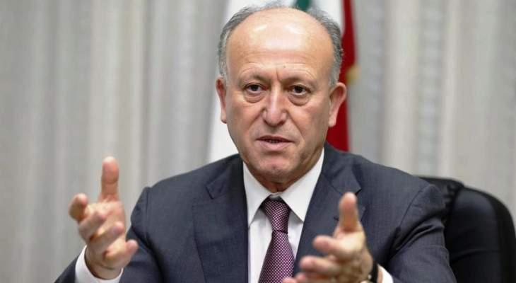 ريفي: شعب لبنان أرقى من حكومته وسياسييه وكيف تتنكر دولتنا لحق مواطنيها بالعودة؟