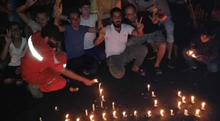 النشرة: حركة احتجاجية بمخيم عين الحلوة عقب تأييد باسيل لقرار وزير العمل