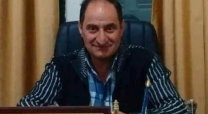 النشرة: شعبة المعلومات عثرت على جثة المواطن الزحلي جوزيف حبيب بسهل بدنايل محلة الشحيمية