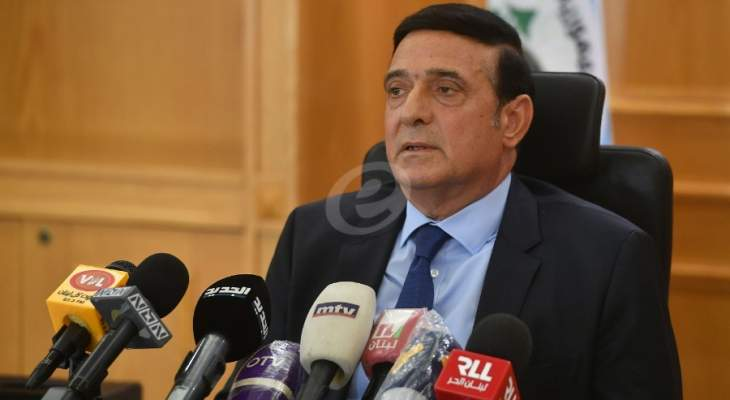 نجار بعد لقائه سفير روسيا في لبنان: نؤكد الرغبة الجدية في وضع تصاميم هندسية عصرية لمرفأ بيروت
