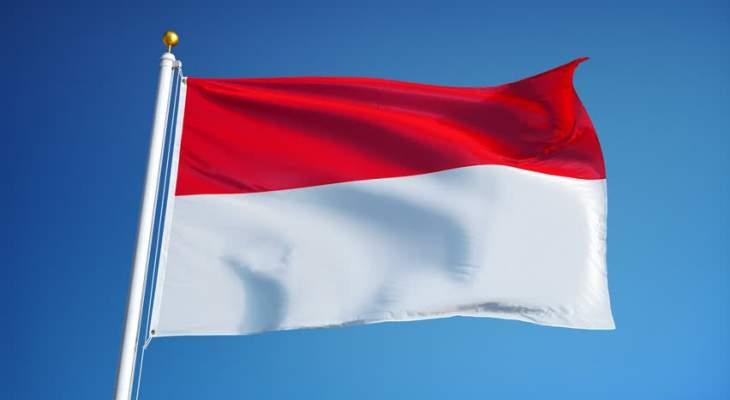 انفجار عند ساحة النصب التذكاري في إندونيسيا قرب قصر الرئاسة