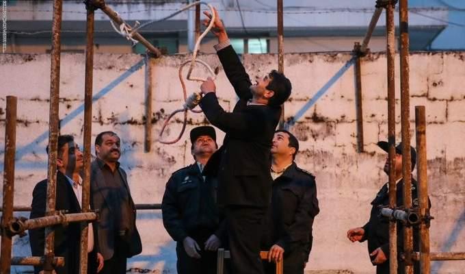 سلطات إيران تنفذ حكم الإعدام بحق متهم بالتجسس لصالح أجهزة استخبارات خارجية