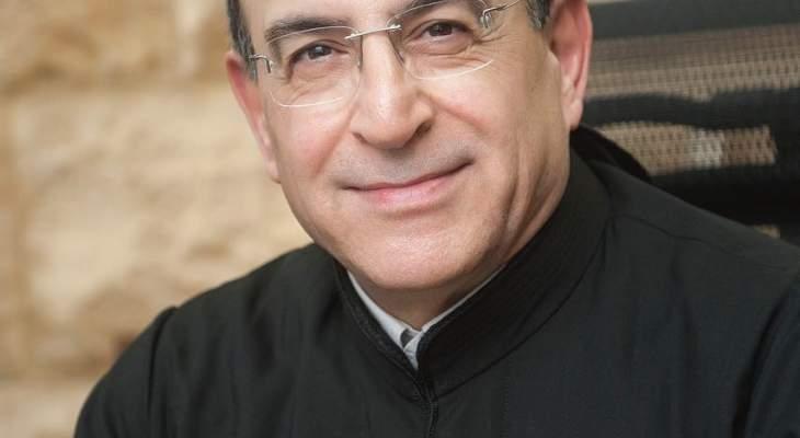 حبيقة: على جميع نواب الامة واللبنانيين ان ينحنوا اجلالا امام دم استشهاد بشير الجميل