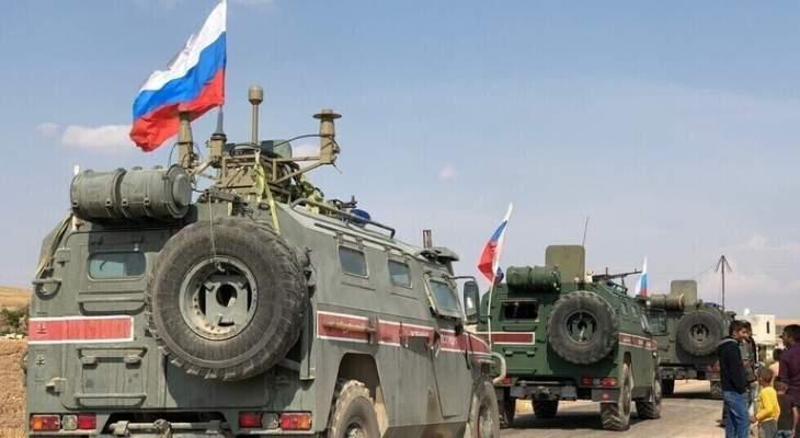 بوتين: احتجزنا عصابة من منطقة خاضعة لقوات أميركية بسوريا كانت لها مهمة ضد منشآتنا