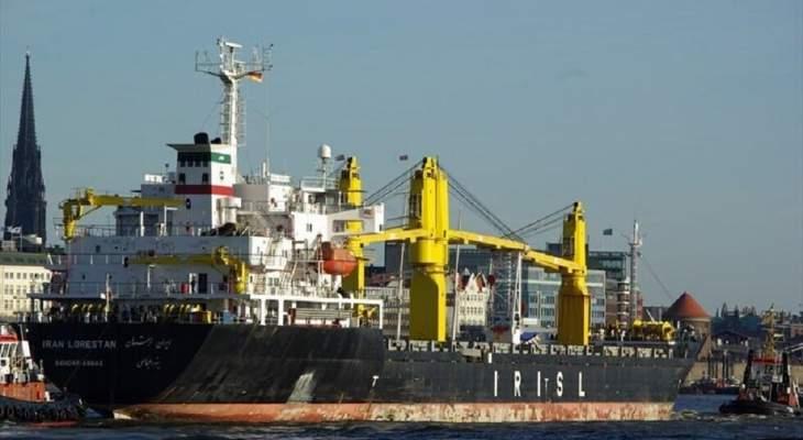 نيويورك تايمز: إسرائيل أبلغت أميركا أنها استهدفت سفينة ساويز الإيرانية بالبحر الأحمر