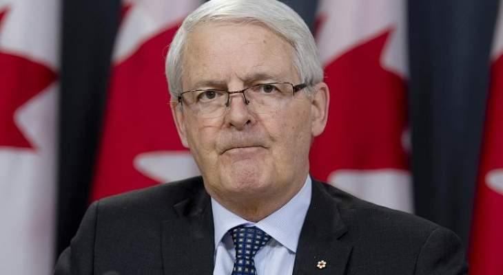 خارجية كندا: لاتّخاذ خطوات فورية لإنهاء العنف وتخفيف حدّة التوتّرات بفلسطين