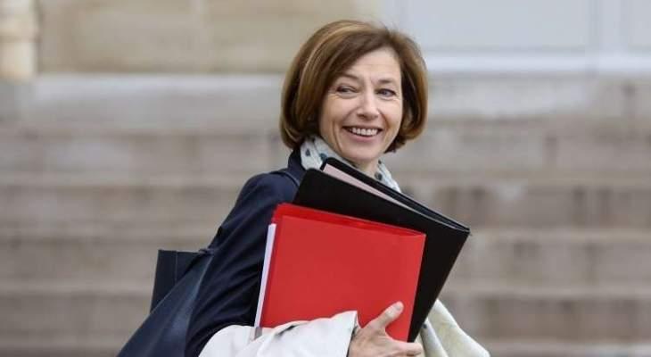 وزيرة الدفاع الفرنسية: خسرنا حليفا رئيسيا بمقتل رئيس تشاد