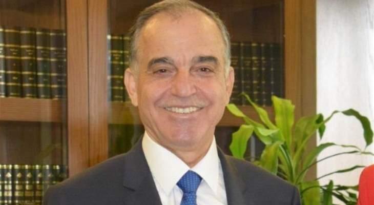 القاضي إبراهيم أجرى كشفا في مطار بيروت وكلف الشركة المعنية بأعمال التأهيل