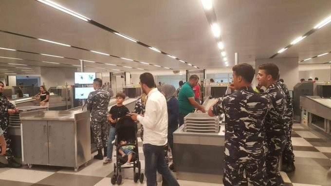 الحريري يفتتح مرحلة التوسعة الجديدة لمطار بيروت الدولي
