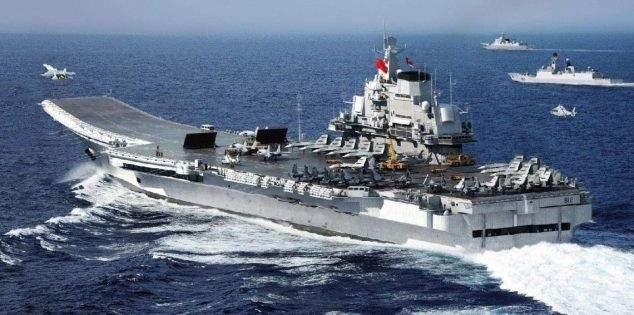 الدفاع الصينية: اعتراض سفينة حربية فرنسية دخلت المياه الإقليمية بشكل غير قانوني