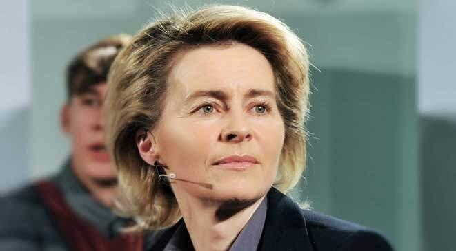 وزيرة الدفاع الألمانية ستستقيل من منصبها بعد اختيارها لرئاسة المفوضية الأوروبية
