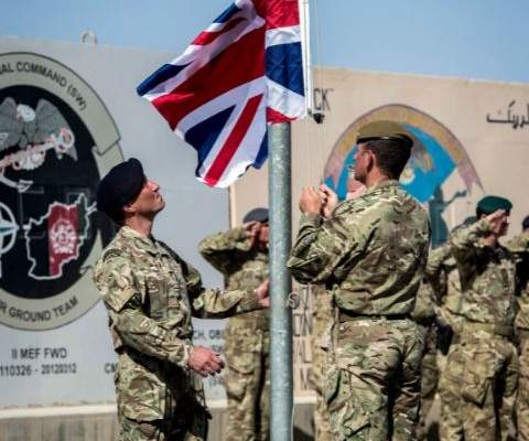 """""""غارديان"""": القوات البريطانية مسؤولة عن مقتل نحو 300 مدني أفغاني بينهم 86 طفلا"""