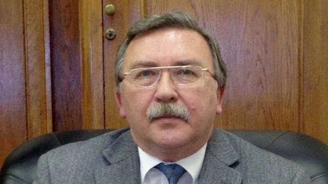 أوليانوف: لا يحق لواشنطن انتقاد إيران بشأن الاتفاق النووي